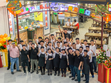 Malaysia Chiak! Opening at Great World City18 December 2019